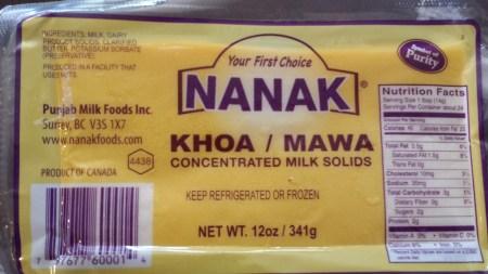Mava (Khoya)